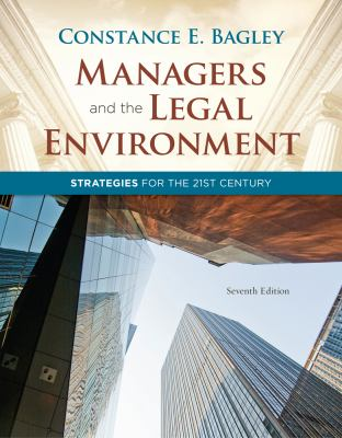 Managers and the Legal Environment-9781111530631-7-Bagley, Constance E.-Cengage Learning