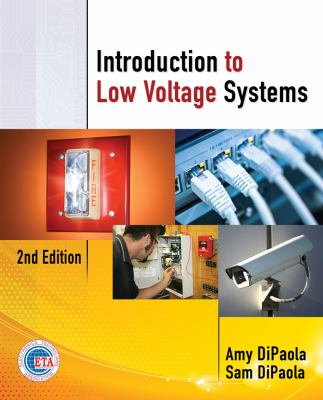 Low voltage systems 9781111639532 amy dipaola sam dipaola skyo