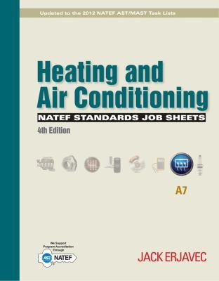 Heating & Air Conditioning: NATEF Stds Job Sheets